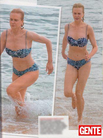 Nicole Kidman, addio botox: l?elisir di giovinezza sono amore e allenamento